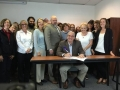 Community Charter Signing Ceremony